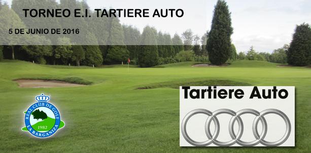 TORNEO ESCUELA DE GOLF TARTIERE AUTO